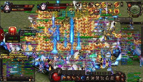 皇图网页游戏